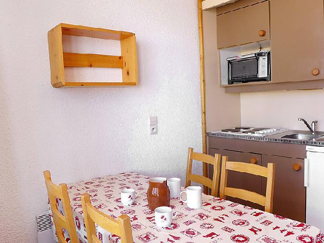 Holiday in mountain resort 2 room apartment 4 people (4) - L'Orsière - Val Thorens - Accommodation