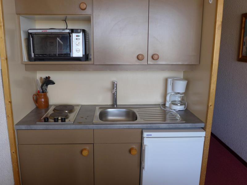 Vakantie in de bergen Appartement 2 kamers 4 personen (4) - L'Orsière - Val Thorens - Verblijf