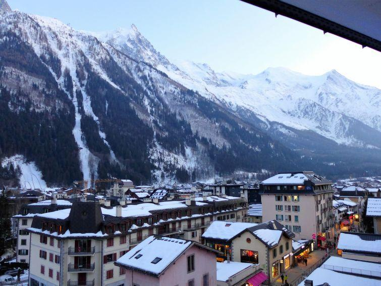 Holiday in mountain resort 2 room apartment 4 people (1) - L'Outa - Chamonix - Accommodation