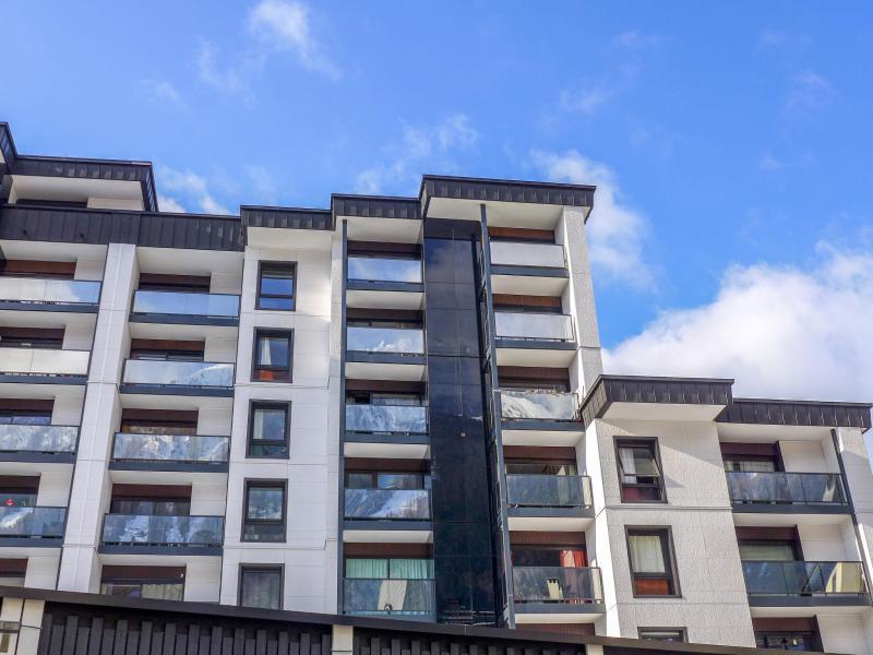 Vakantie in de bergen Appartement 2 kamers 4 personen (1) - L'Outa - Chamonix