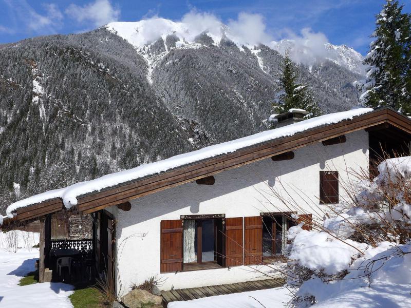 Vakantie in de bergen Chalet 6 kamers 12 personen (1) - L'Piri - Chamonix