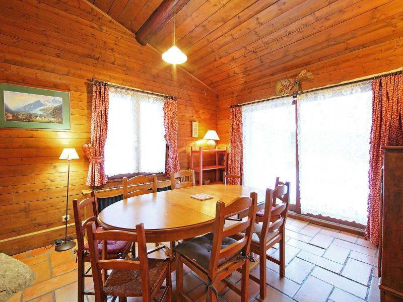Holiday in mountain resort 6 room chalet 12 people (1) - L'Piri - Chamonix - Accommodation