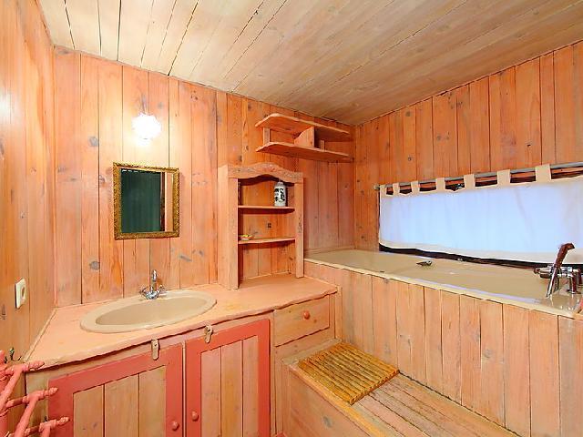 Vakantie in de bergen Chalet 6 kamers 12 personen (1) - L'Piri - Chamonix - Verblijf