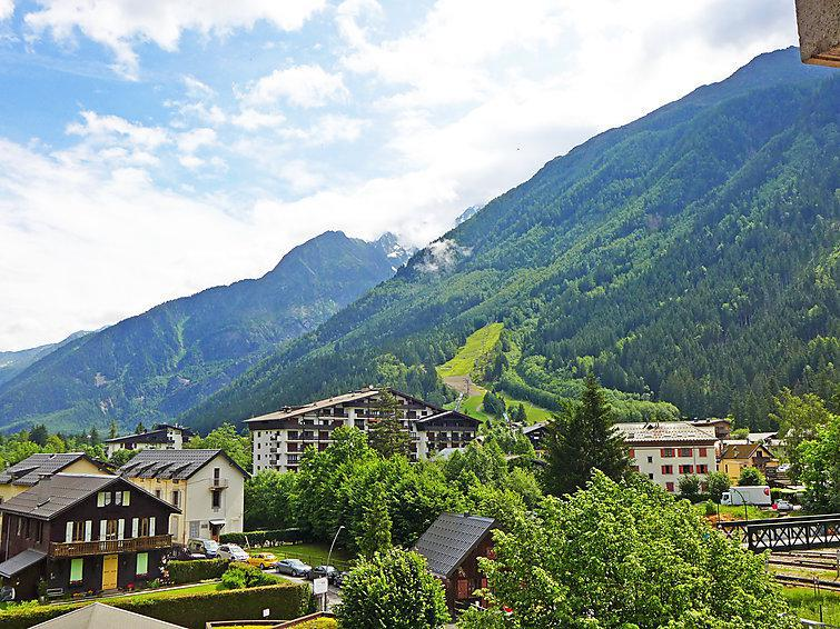Holiday in mountain resort 2 room apartment 4 people (3) - L'Univers - Chamonix - Accommodation