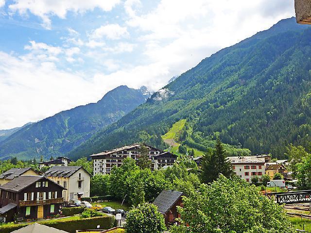 Vakantie in de bergen Appartement 2 kamers 4 personen (3) - L'Univers - Chamonix - Verblijf