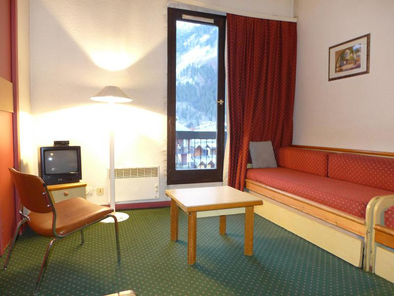 Holiday in mountain resort 3 room apartment 8 people (2) - La Balme - Chamonix - Accommodation