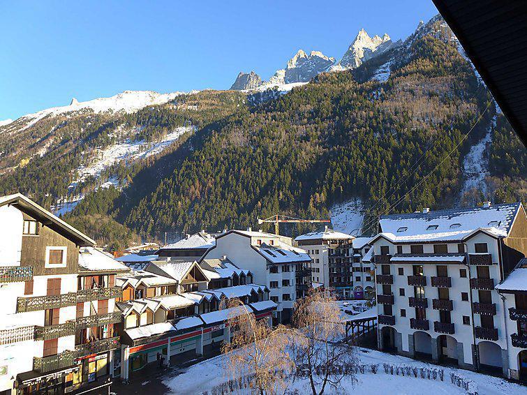 Holiday in mountain resort 3 room apartment 8 people (2) - La Balme - Chamonix - Accommodation