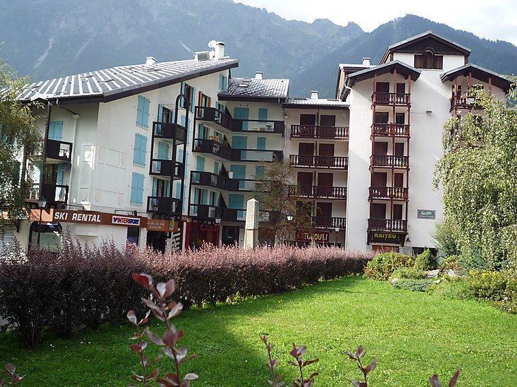 Holiday in mountain resort La Balme - Chamonix - Summer outside