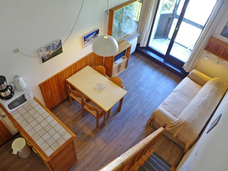 Holiday in mountain resort 3 room apartment 4 people (4) - La Balme - Chamonix - Summer outside