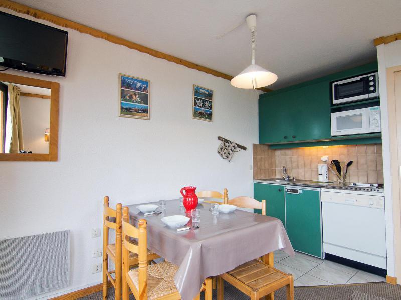 Vakantie in de bergen Appartement 1 kamers 4 personen (1) - La Boédette - Les Menuires - Verblijf