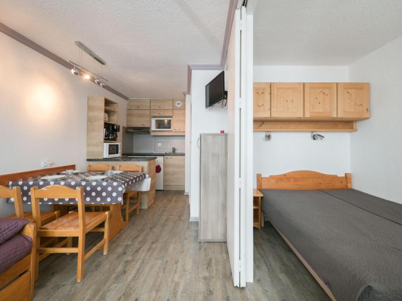 Vakantie in de bergen Appartement 1 kamers 4 personen (7) - La Boédette - Les Menuires - Verblijf