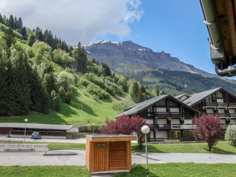 Holiday in mountain resort 1 room apartment 4 people (1) - La Borgia A, B, C - Les Contamines-Montjoie - Accommodation