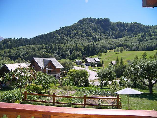Holiday in mountain resort 3 room chalet 8 people (1) - La Cascade - Les Bottières - Summer outside