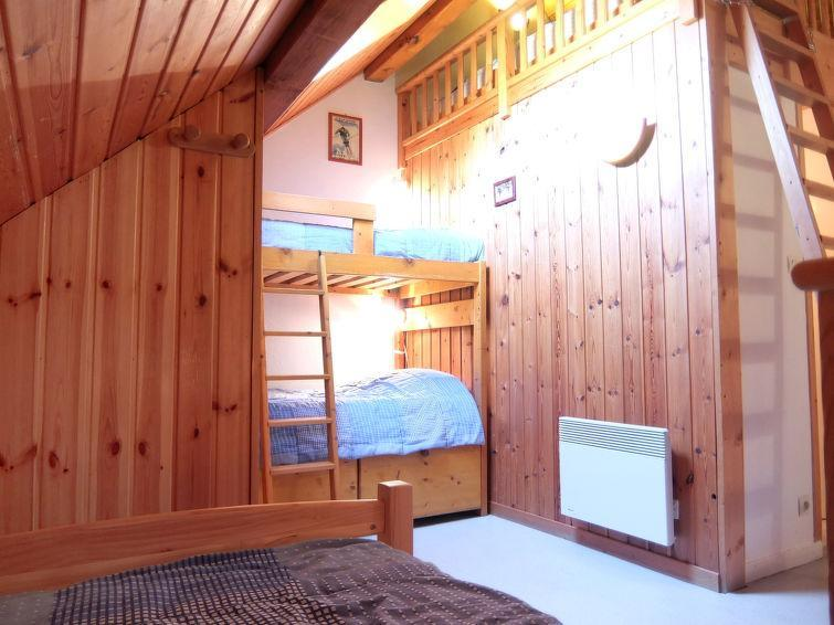 Holiday in mountain resort 3 room chalet 8 people (1) - La Cascade - Les Bottières - Accommodation