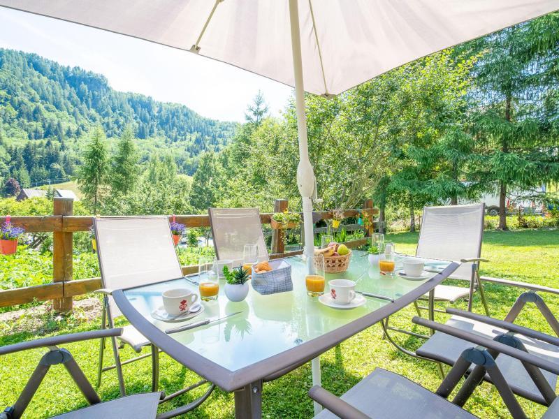 Аренда на лыжном курорте Шале 3 комнат 8 чел. (1) - La Cascade - Les Bottières - летом под открытым небом