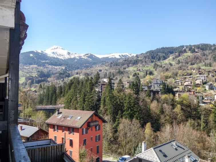 Holiday in mountain resort 1 room apartment 4 people (8) - La Comtesse - Saint Gervais - Accommodation