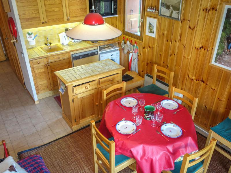 Vacaciones en montaña Apartamento 3 piezas para 6 personas (5) - La Coupe de Cristal - Saint Gervais - Verano