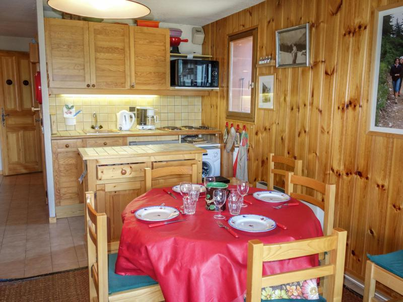 Vacaciones en montaña Apartamento 3 piezas para 6 personas (5) - La Coupe de Cristal - Saint Gervais - Alojamiento