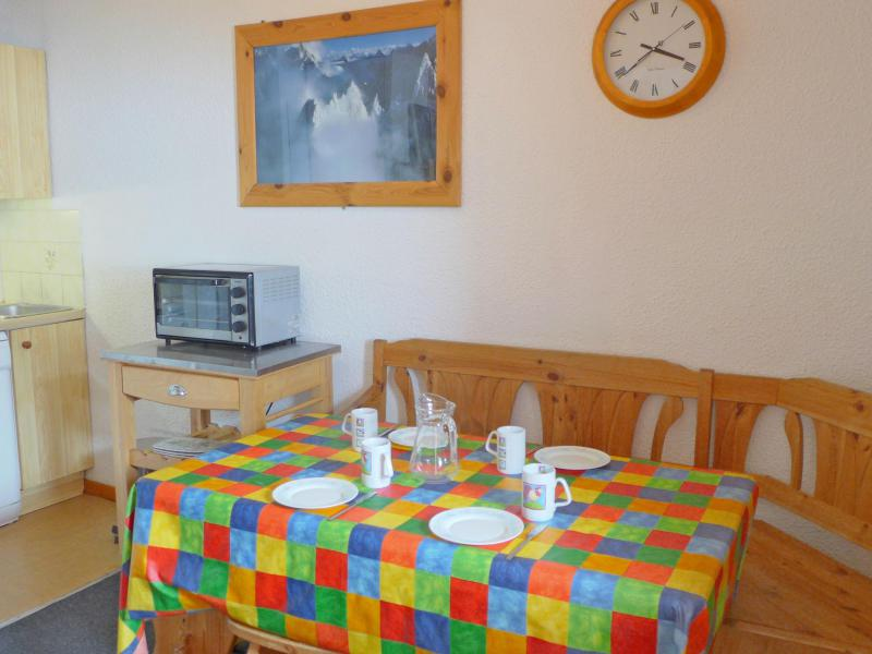 Holiday in mountain resort 2 room apartment 4 people (3) - La Divaria - Tignes - Accommodation