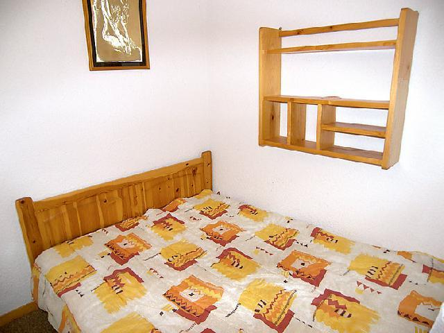 Holiday in mountain resort 2 room apartment cabin 6 people (6) - La Divaria - Tignes - Double bed