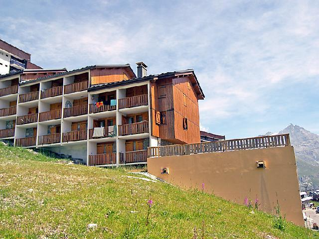Holiday in mountain resort 2 room apartment 4 people (3) - La Divaria - Tignes - Summer outside