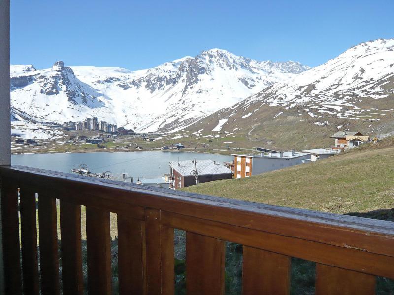 Wakacje w górach Apartament 2 pokojowy kabina 6 osób (6) - La Divaria - Tignes