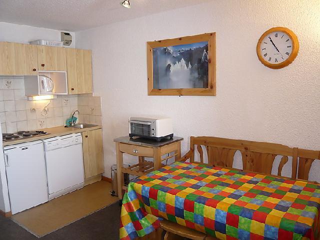 Wakacje w górach Apartament 2 pokojowy 4 osób (3) - La Divaria - Tignes - Zakwaterowanie