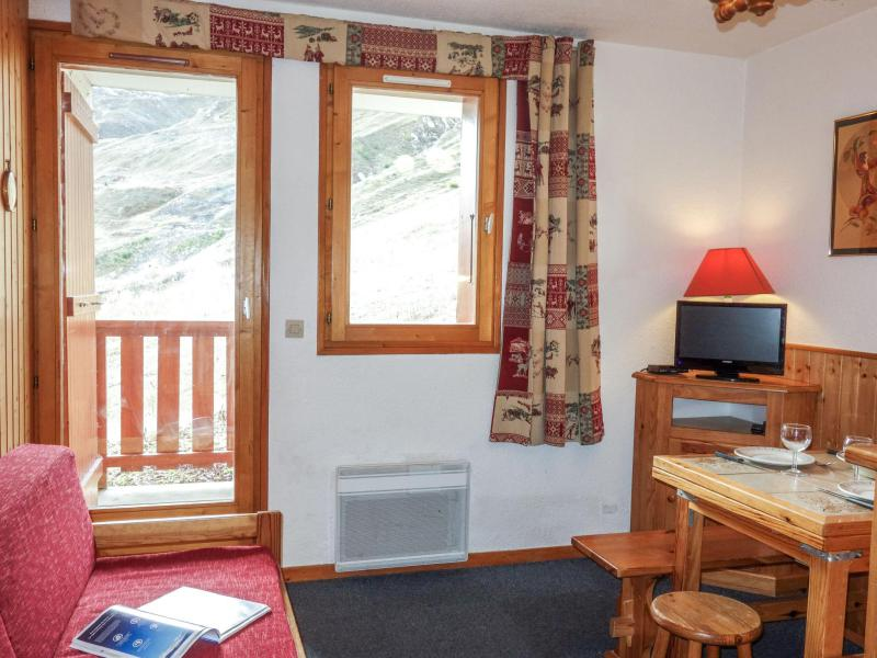 Wakacje w górach Apartament 2 pokojowy kabina 6 osób (6) - La Divaria - Tignes - Zakwaterowanie