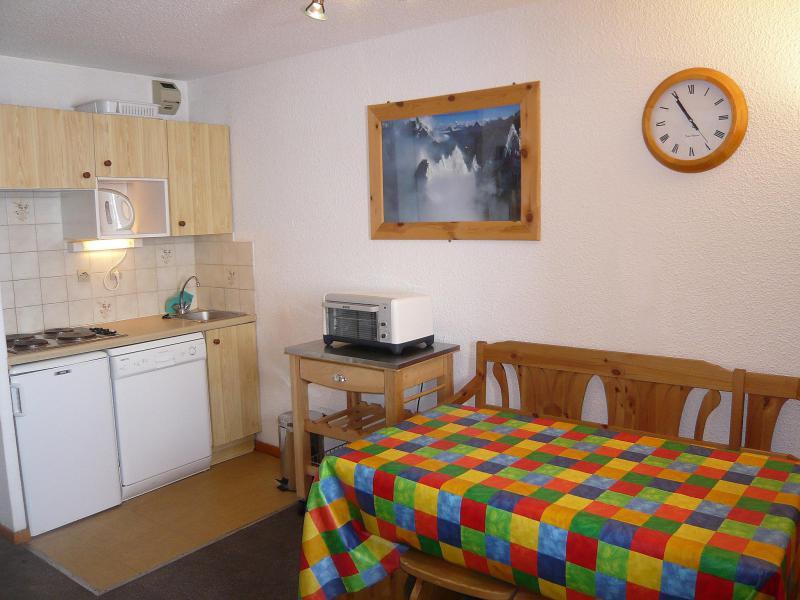 Vakantie in de bergen Appartement 2 kamers 4 personen (3) - La Divaria - Tignes - Verblijf