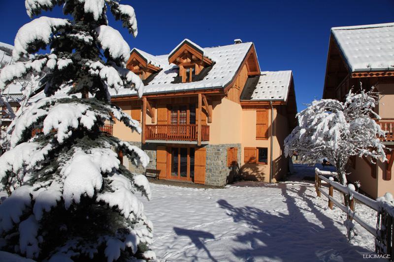 Location au ski La Ferme Des Moulins - Valloire - Extérieur été