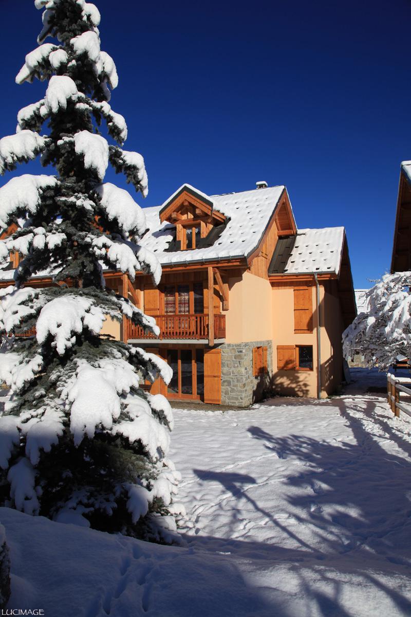 Wakacje w górach La Ferme des Moulins - Valloire
