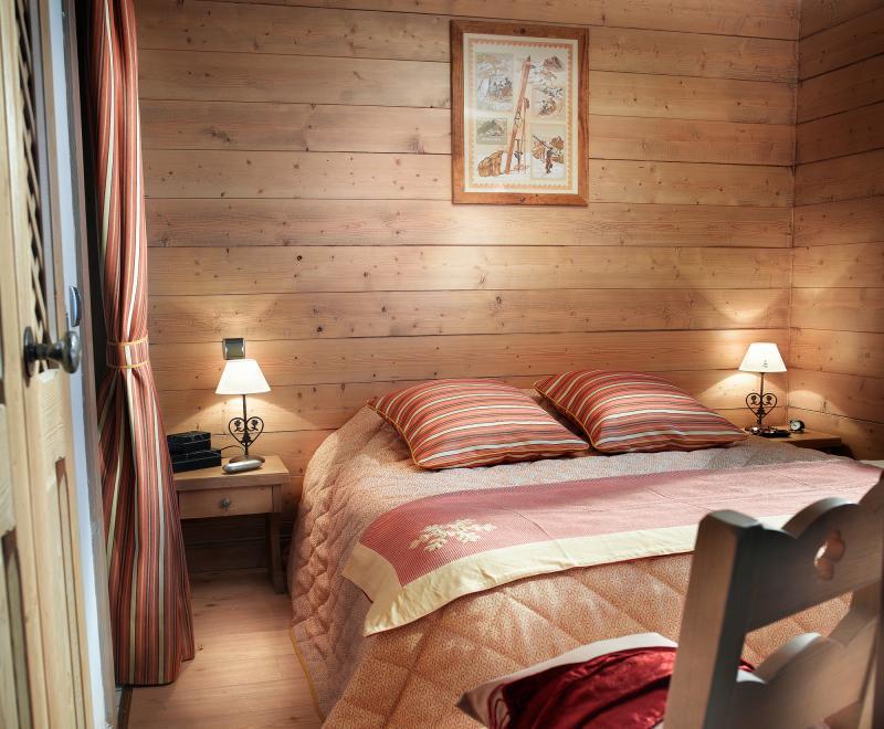 Urlaub in den Bergen La Ferme du Val Claret - Tignes - Schlafzimmer