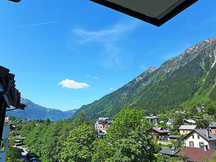 Holiday in mountain resort 1 room apartment 2 people (3) - La Forclaz - Chamonix - Accommodation