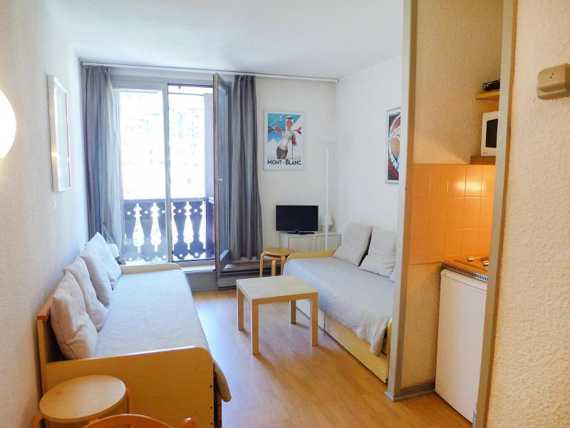 Holiday in mountain resort 1 room apartment 2 people (4) - La Forclaz - Chamonix - Accommodation