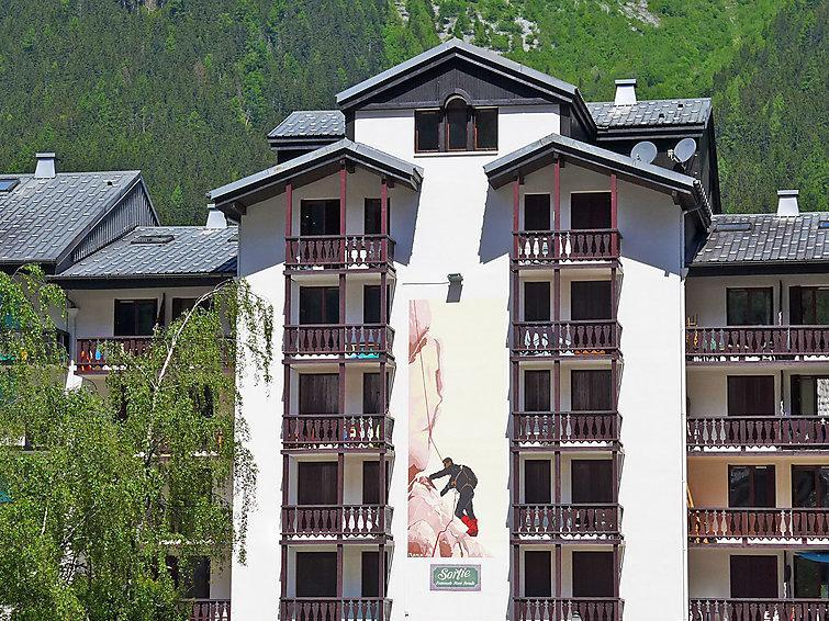 Holiday in mountain resort La Forclaz - Chamonix - Summer outside