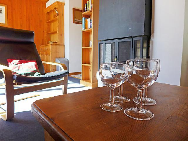 Holiday in mountain resort 2 room apartment 4 people (3) - La Grande Casse - Tignes - Armchair