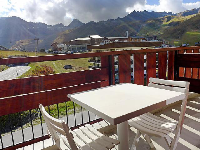 Holiday in mountain resort 2 room apartment 4 people (3) - La Grande Casse - Tignes - Table