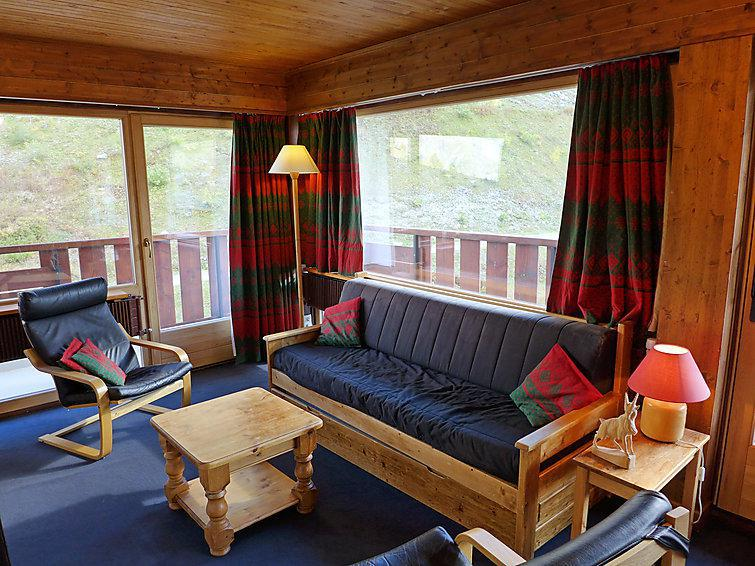 Holiday in mountain resort 2 room apartment 4 people (3) - La Grande Casse - Tignes - Summer outside