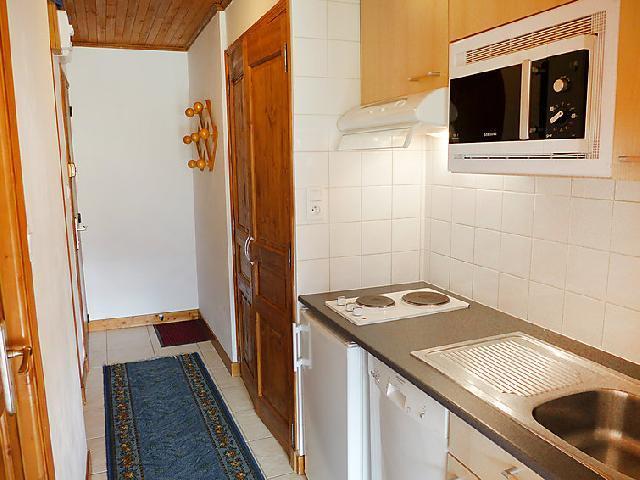 Vakantie in de bergen Appartement 2 kamers 4 personen (3) - La Grande Casse - Tignes - Keukenblok
