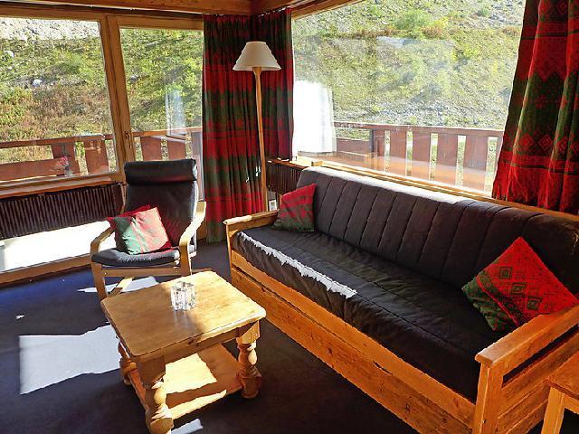 Vakantie in de bergen Appartement 2 kamers 4 personen (3) - La Grande Casse - Tignes - Sofa
