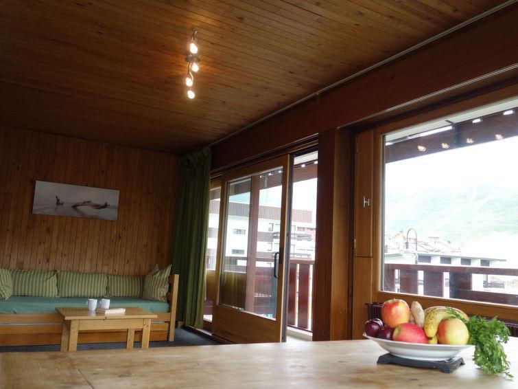 Vakantie in de bergen Appartement 2 kamers 5 personen (2) - La Grande Casse - Tignes - Verblijf