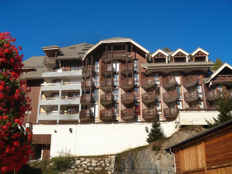 Holiday in mountain resort 2 room apartment 4 people (1) - La Grande Chaume - Les 2 Alpes - Summer outside