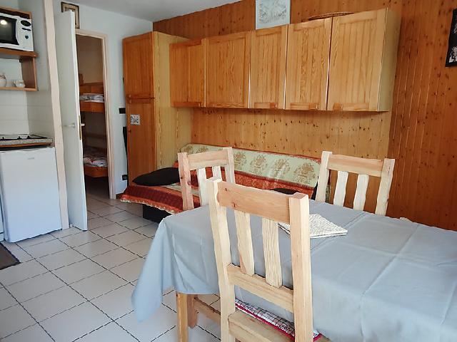 Vakantie in de bergen Appartement 2 kamers 4 personen (1) - La Grande Chaume - Les 2 Alpes - Verblijf