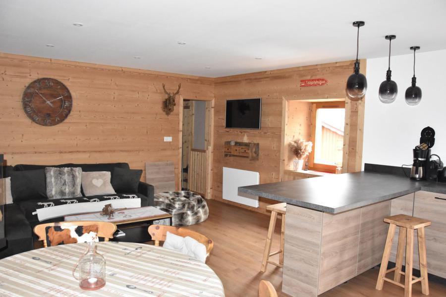 Vacaciones en montaña Apartamento 3 piezas para 6 personas - La Maison Rose - Pralognan-la-Vanoise