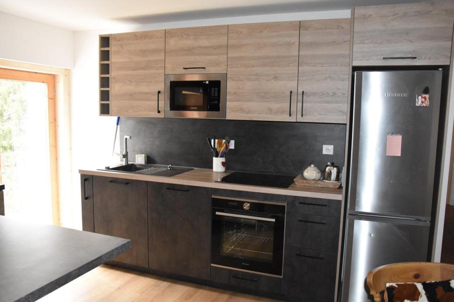 Wakacje w górach Apartament 3 pokojowy 6 osób - La Maison Rose - Pralognan-la-Vanoise