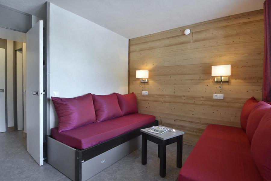 Holiday in mountain resort Studio 4 people (416) - La Résidence 3000 - La Plagne