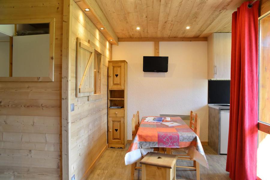 Holiday in mountain resort Studio 4 people (417) - La Résidence 3000 - La Plagne