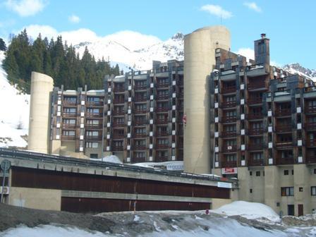 Holiday in mountain resort Studio 4 people (626) - La Résidence 3000 - La Plagne
