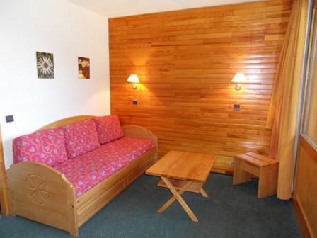 Holiday in mountain resort Studio 4 people (622) - La Résidence 3000 - La Plagne
