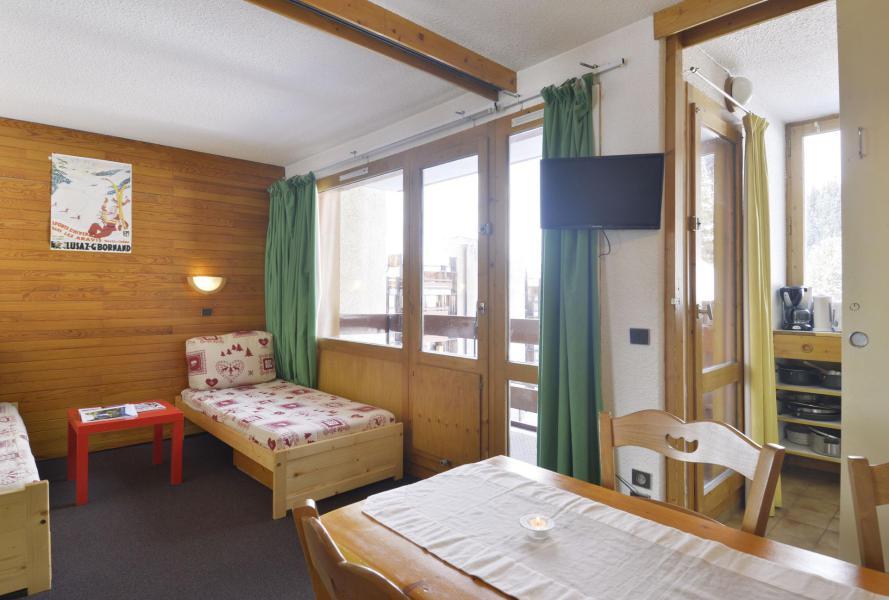 Holiday in mountain resort Studio 4 people (202) - La Résidence 3000 - La Plagne